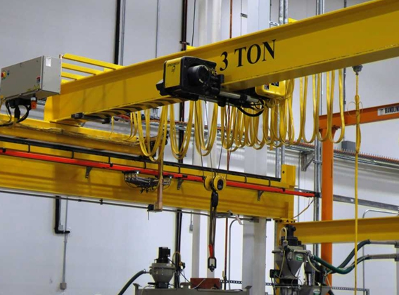 3 ton overhead crane for sale in competitive price