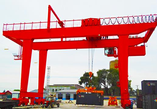 Looking At The Many Benefits Of Container Rail Mounted Gantry Crane
