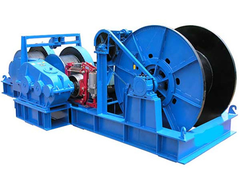 Excellent 20 Ton Winch for Business