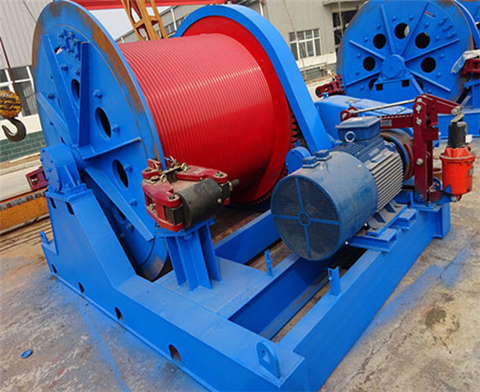 Professional 20 Ton Winch for Sale